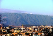 climate of kathmandu-nepal